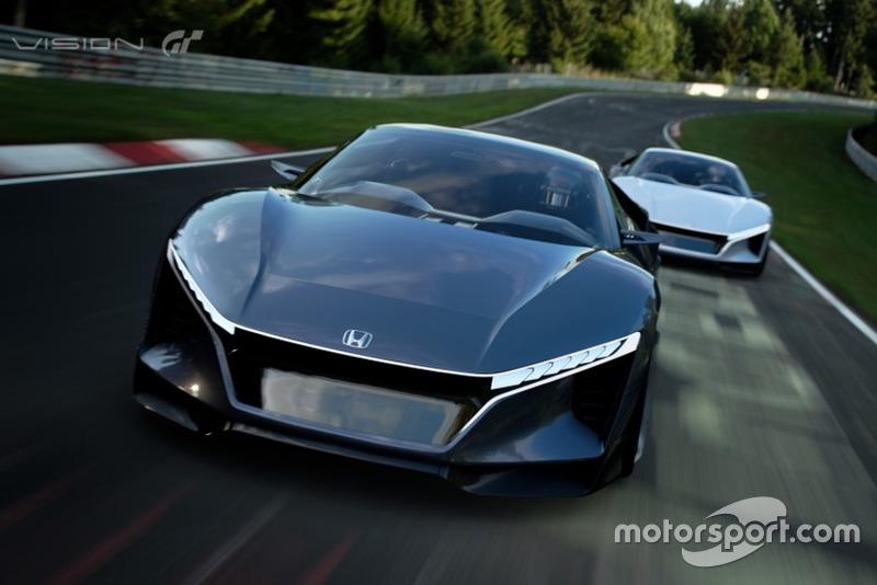 Honda Sports Vision Gran Turismo (noviembre 2017)