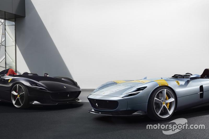 Ferrari Monza SP1 e Monza SP2