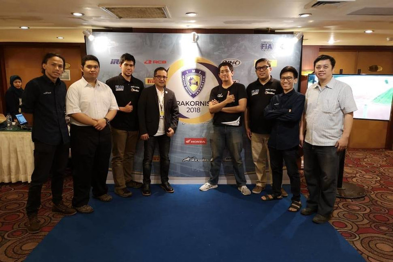 Komisi Esport Simulator Ikatan Motor Indonesia
