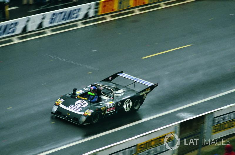 1979 Le Mans, #24 Lola T297 Ford: Brian Joscelyne, Tony Birchenhough, Nick Mason, Richard Jenvey