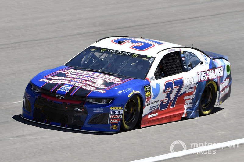 28. Chris Buescher, JTG Daugherty Racing, Chevrolet Camaro Natural Light Race Day Resume