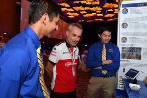 Beat Zehnder, Alfa Romeo Sauber F1 Team Manager