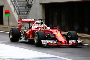 Charles Leclerc, test pilotu, Ferrari SF16-H