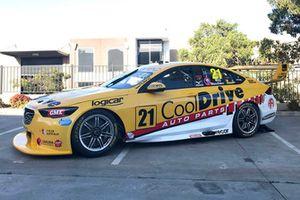 Автомобиль Тим Бланкарда, Brad Jones Racing