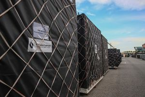 Renault Sport F1 Team freight