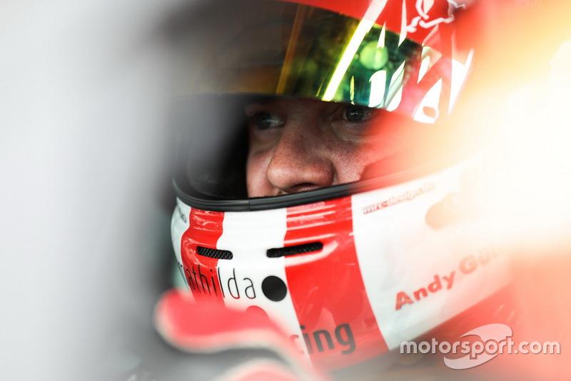 #806 mathilda racing Seat Cupra TCR: Andreas Gülden