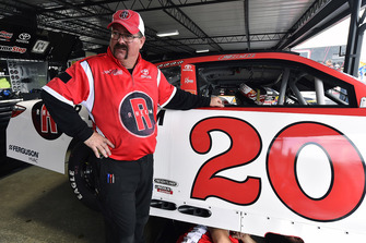 Christopher Bell, Joe Gibbs Racing, Toyota Camry Rheem rew