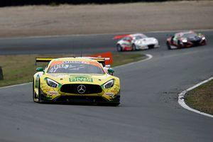 #47 HTP Motorsport Mercedes-AMG GT3: Maximilian Götz, Markus Pommer