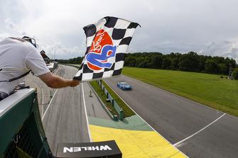 #14 3GT Racing Lexus RCF GT3, GTD - Dominik Baumann, Kyle Marcelli, Checker Flag