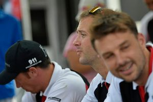 #911 Porsche Team North America Porsche 911 RSR, GTLM - Nick Tandy