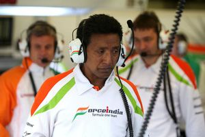 Balbir Singh, Personal Trainer Force India F1 Team