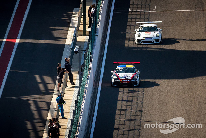 Ayhancan Güven, Porsche 911 GT3, Attempto Racing