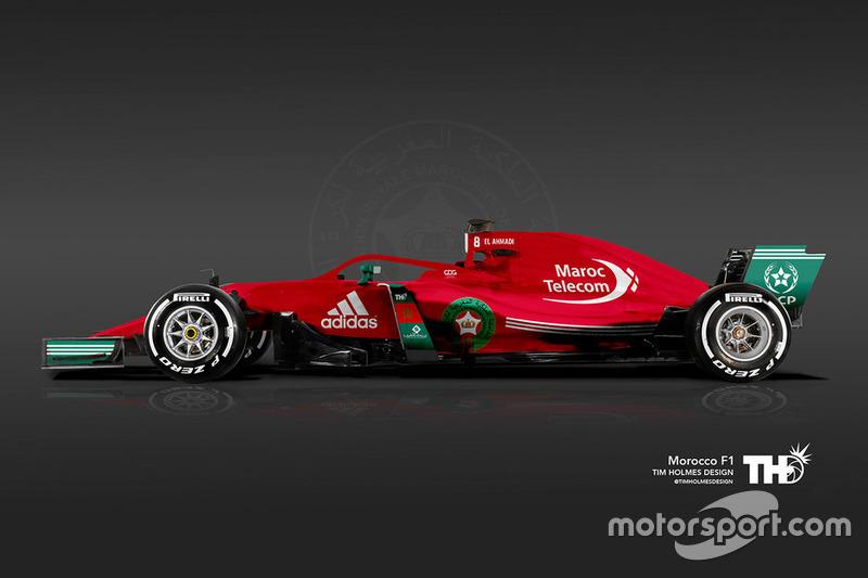 F1 Team Marruecos