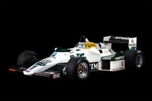 Автомобиль Williams FW08C Ford