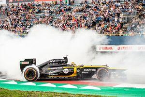 Jack Aitken, Renault Sport F1 Team RS E20, Gamma Racing Day 2018
