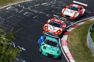 #4 Falken Motorsports Porsche 911 GT3 R: Sven Müller, Dirk Werner