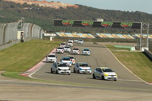 Intercity Clio Cup yarış mücadelesi