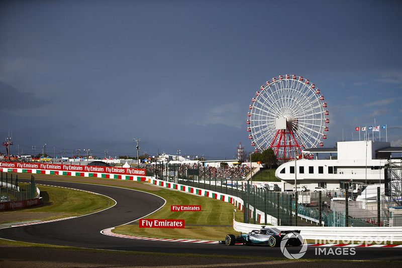 GP du Japon - Pole position