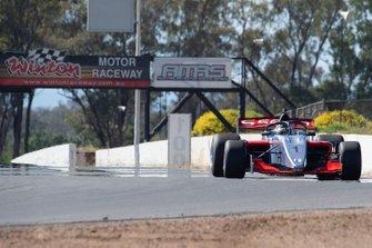 Tim Macrow, S5000 test driver