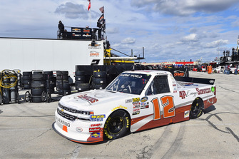 Tyler Young, Young's Motorsports, Chevrolet Silverado Youngs Building Systems