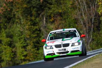 #491 BMW 325i e90: Markus Fischer, Marco Zabel, Michael Fischer