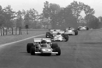 Clay Reggazoni, Ferrari 312B, Joe Siffert, BRM P160