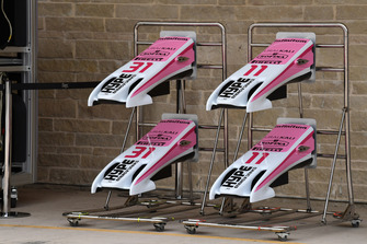 Racing Point Force India VJM11 neuzen