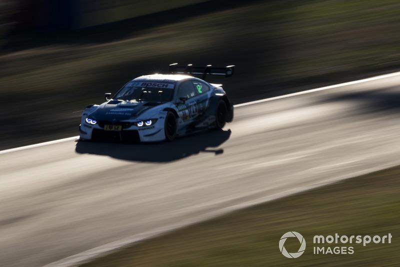 8. Philipp Eng, BMW Team RBM, BMW M4 DTM