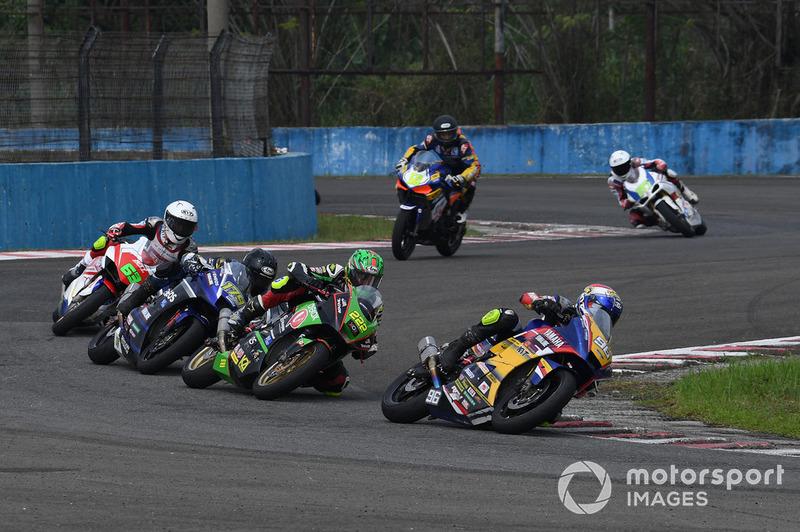 Race 1 AP250 ARRC Sentul 2018