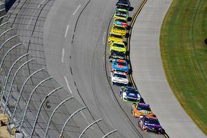 Denny Hamlin, Joe Gibbs Racing, Toyota Camry FedEx Ground Charlotte Kinrade