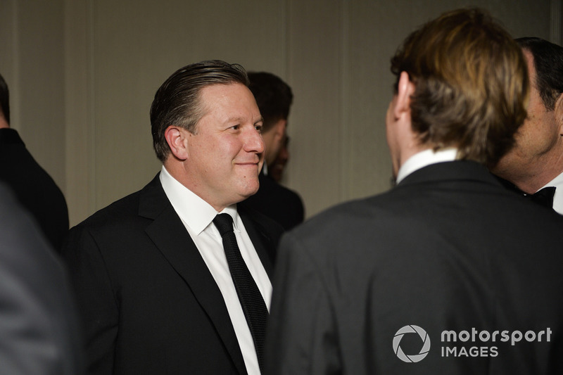 McLaren Racing, Zak Brown