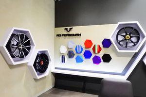 Showroom Lamborghini Jakarta