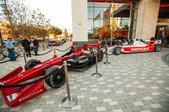 IndyCar en Fairmont