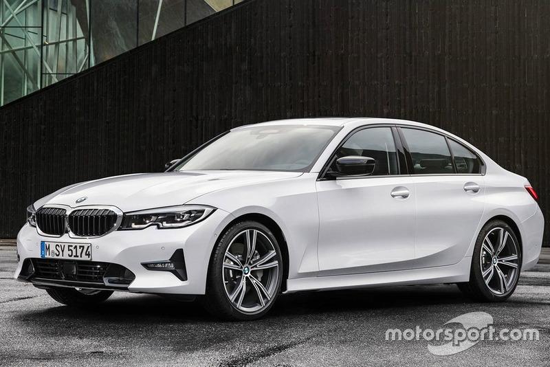 BMW 3 series 2019 року