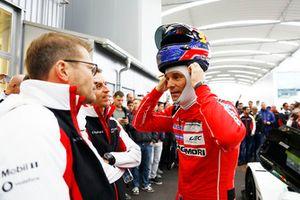 Andreas Seidl, Porsche Team, Mark Webber, Porsche Team