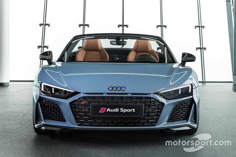 Audi R8 2019 року
