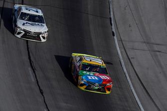 Kyle Busch, Joe Gibbs Racing, Toyota Camry M&M's, J.J. Yeley, BK Racing, Toyota Camry Maximum Elevation Off-Road