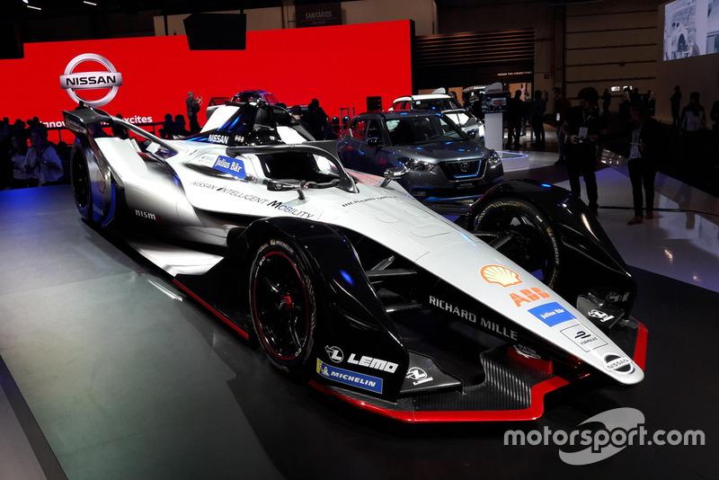 Fórmula E Gen2 - Nissan