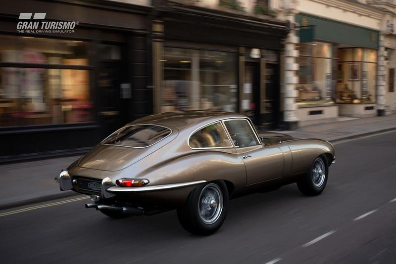 Jaguar E-type Coupé '61 (N300)