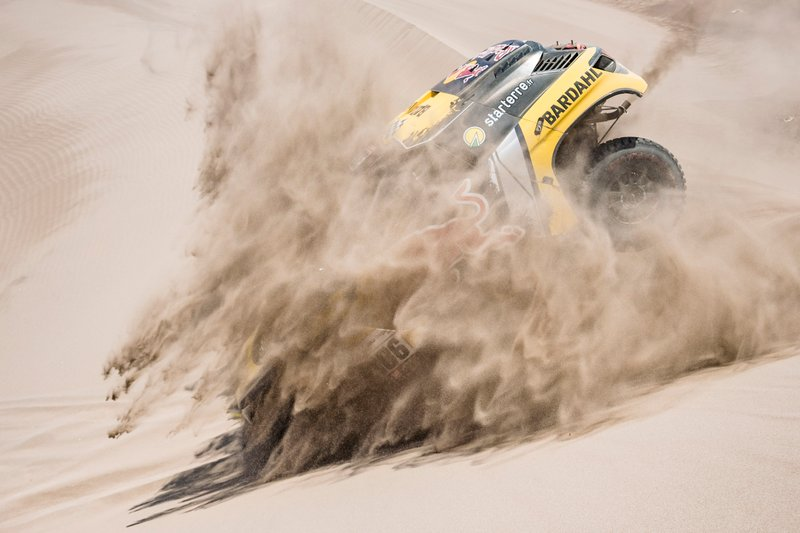 #306 PH-Sport Peugeot 3008 DKR: Sébastien Loeb, Daniel Elena