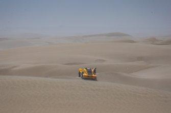 Реми Вотье и Паскаль Ларрок, MD Rallye Sport, Optimus MD (№363)