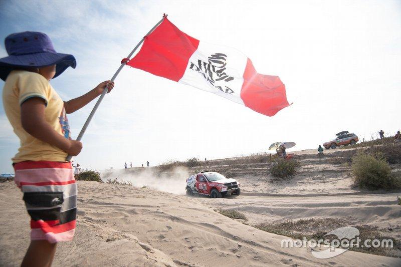 Кристина Гутьеррес и Пабло Морено Уэте, Mitsubishi Eclipse Cross-Sodicars Racing, Mitsubishi Eclipse Cross (№351)