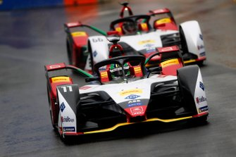 Lucas Di Grassi, Audi Sport ABT Schaeffler, Audi e-tron FE05, Daniel Abt, Audi Sport ABT Schaeffler, Audi e-tron FE05