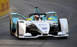 Оливер Тёрви, NIO Formula E Team, NIO Sport 004