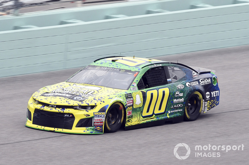 32. Landon Cassill, StarCom Racing, Chevrolet Camaro Local Knowledge
