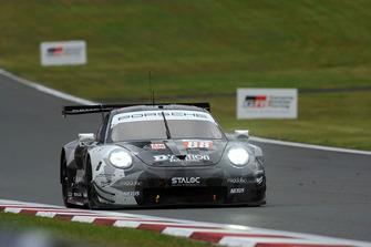 #88 Dempsey Proton Competition Porsche 911 RSR: Matteo Cairoli, S Hoshino, Giorgio Roda