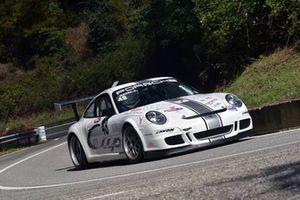 Mauro Gabriele, Scuderia Vesuvio, Porsche 997 Gt3 Cup