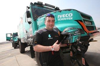 #503 Team De Rooy Iveco: Moises Torrallardona