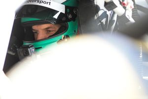#99 ROWE Racing BMW M6 GT3: Jesse Krohn