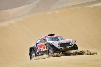 #308 X-Raid Mini JCW Team: Cyril Despres, Jean Paul Cottret